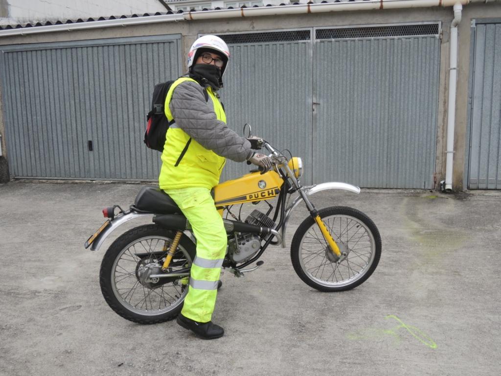 Bultaco Frontera - La Fronterita De Rafa 2ntffye