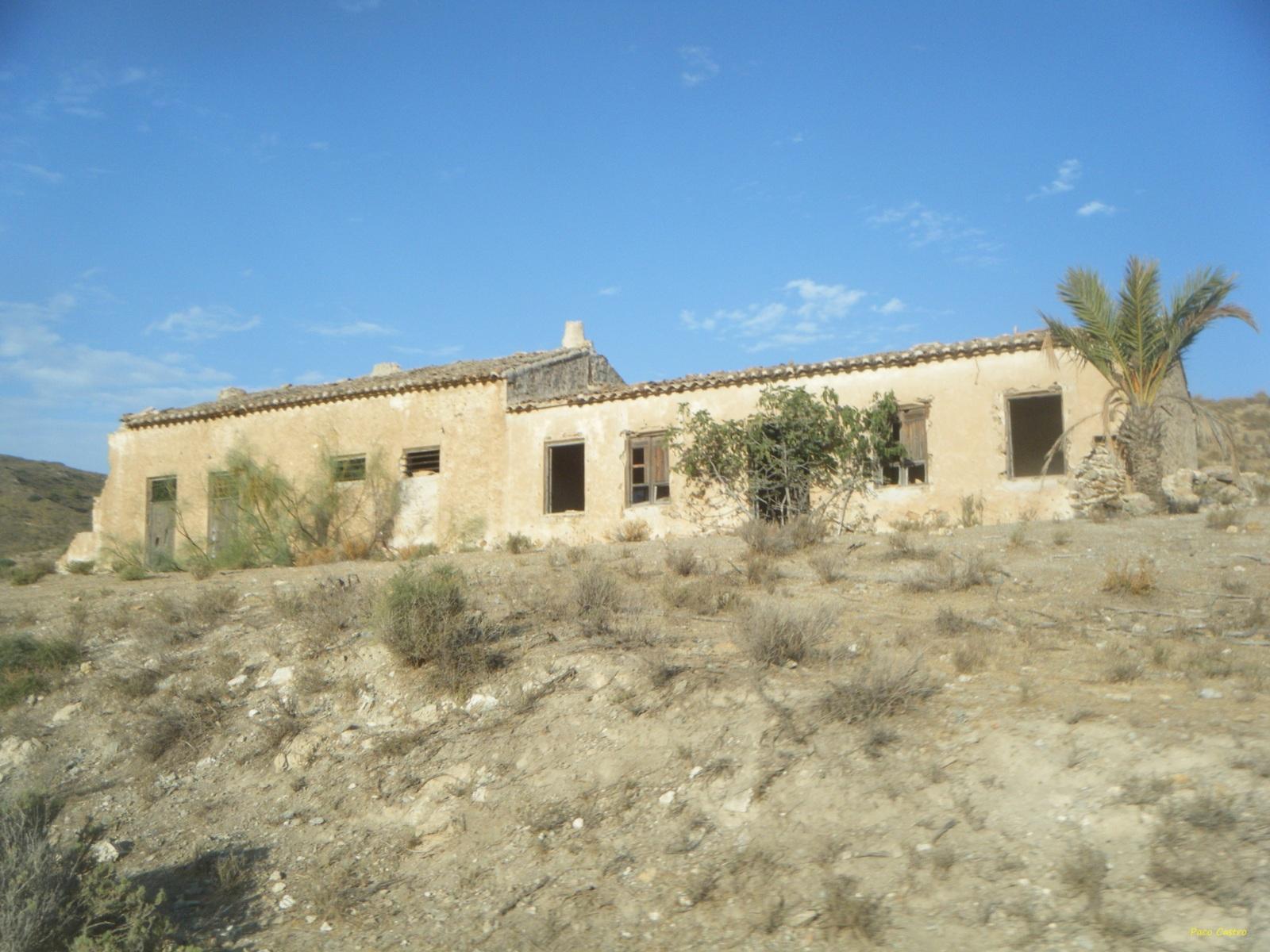 Mina 2º San Antonio, Bco. de la Francesa, Zurgena, Almeria, Andalucia, España 2nv6vlx