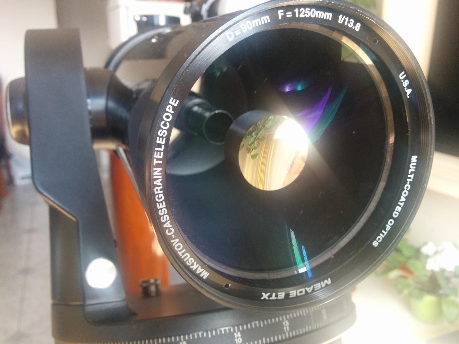 Meade ETX 90mm RA 2q013s2