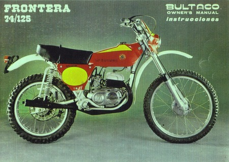 Proyecto Frontera 125 cc. Dirt-Track 2q0k75t