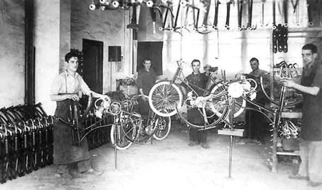 Primeros fabricantes de bicicletas en España 2rgcevc