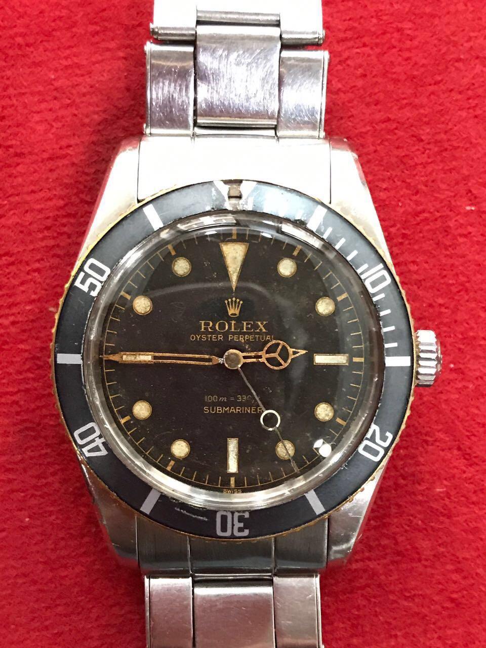 Rolex Submariner 100 - 6536/1  2rqbtpj