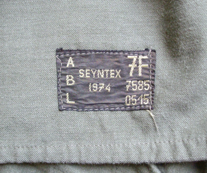 Belgian army corporal 1987 2rra0p0