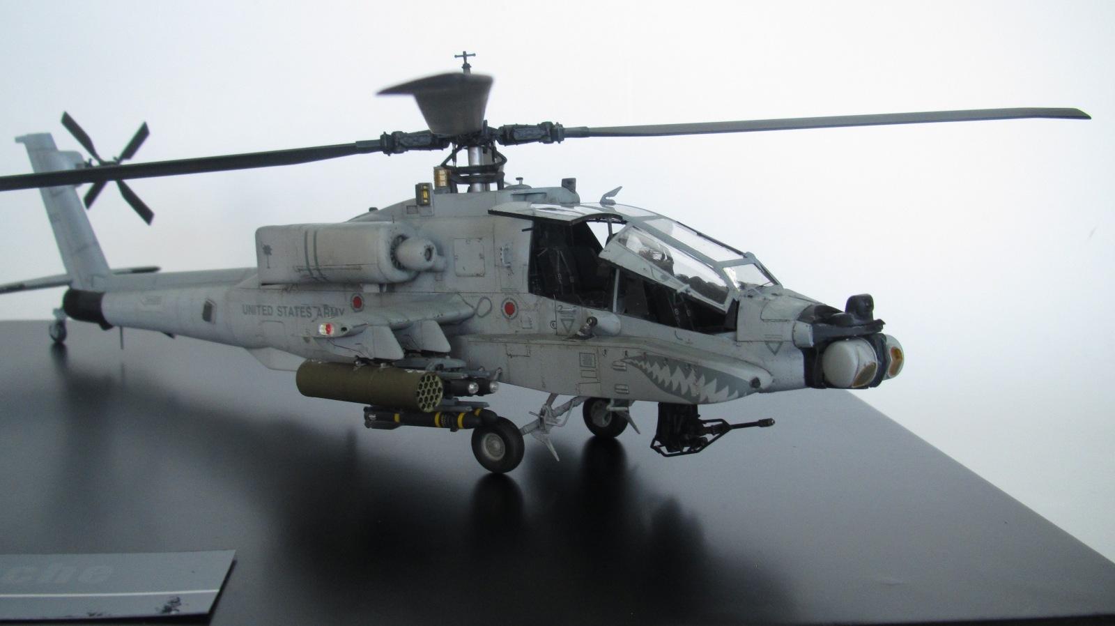 """AH-64A Apache """"Gray Camo 2003"""" 2saz79d"""