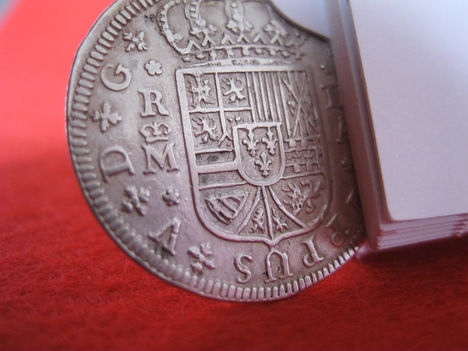 2 reales 1723. Felipe V. Madrid 2u5rivq