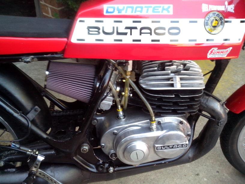 Bultaco build Australia + Records Mundiales Guinness de la velocidad 2u7937b