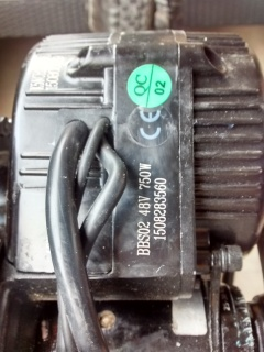 Problema en nuevo BBS02 750w 2ug1kif