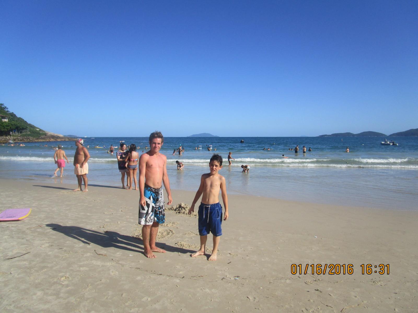 Informe Camping en Brasil - Camping 4 Ilhas - Bombas y Bombinhas 2uppbfq