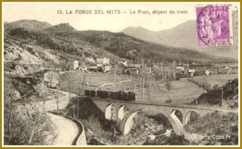 El tren petit de l'Alt Vallespir. 2uy57pt