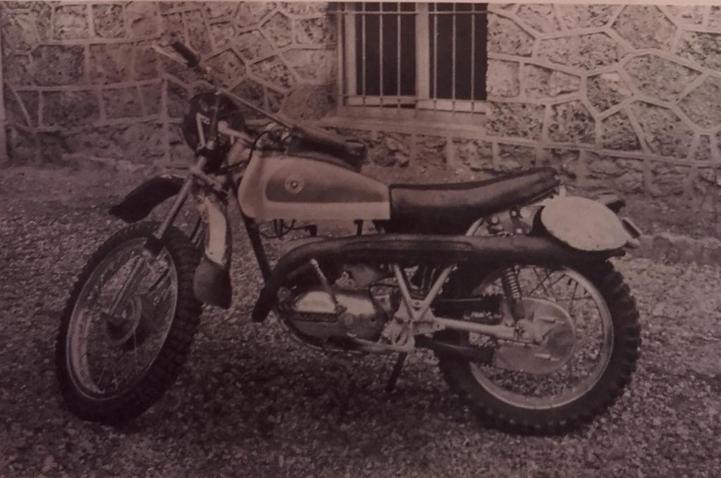 Colección TT Competición: Bultaco,Montesa,Ossa 2v85m37