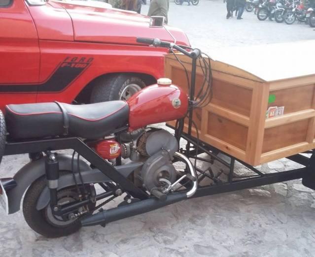 Los motocarros Derbi 2viik2u