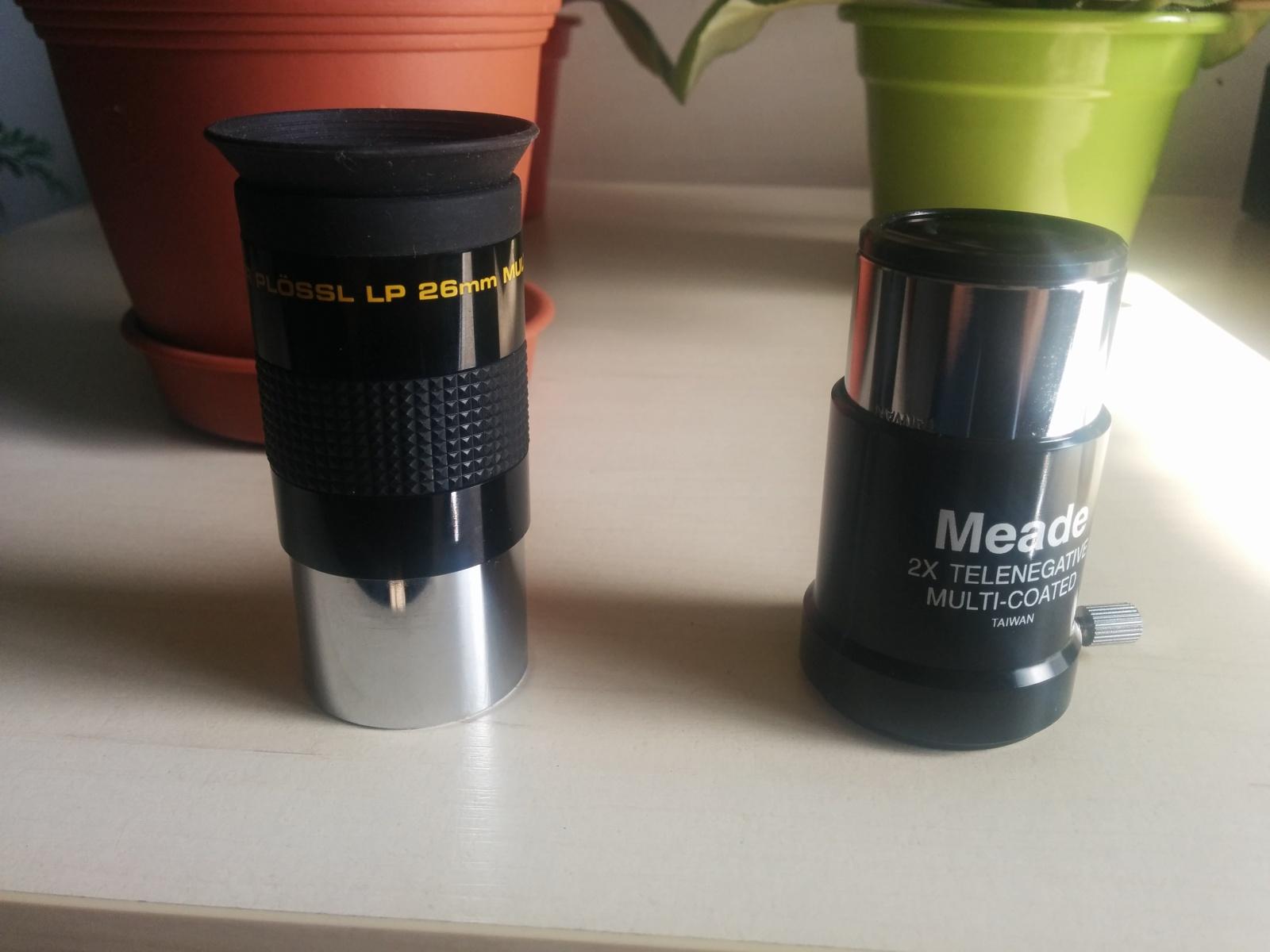 Meade ETX 90mm RA 2vudnys