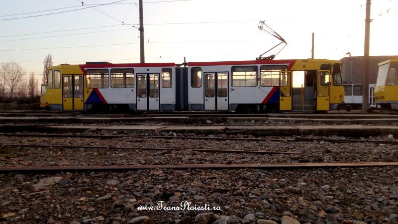 Depoul de tramvaie T.C.E. Ploiești - Pagina 2 2wpnloz