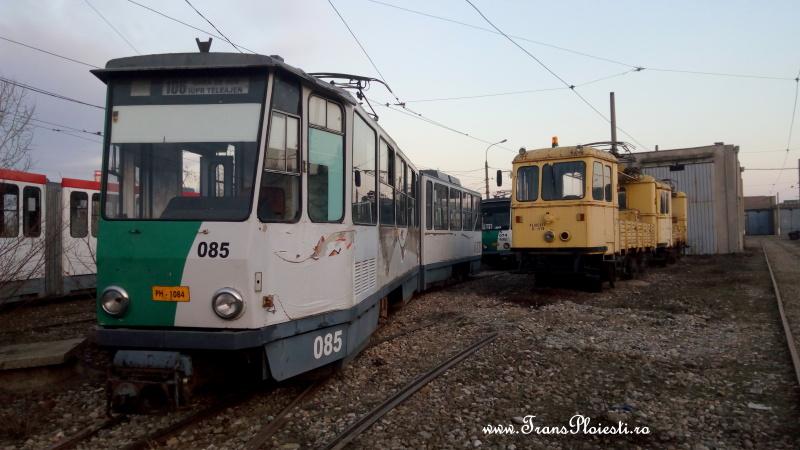 Depoul de tramvaie T.C.E. Ploiești - Pagina 2 2wq60c8