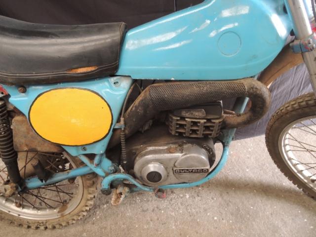 Os presento mi Bultaco Frontera 74 2ymxhmx