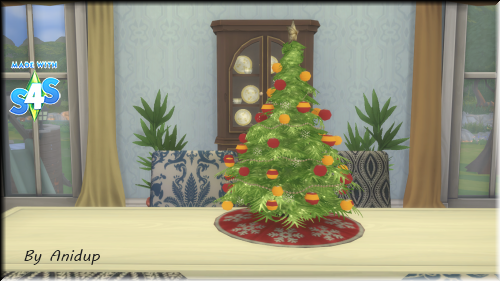 Sims4: Christmas tree Light 2yoeg5f