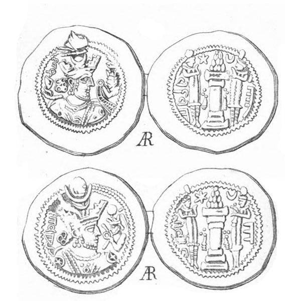 Las coronas de los shas de Persia. 2zo8z9z