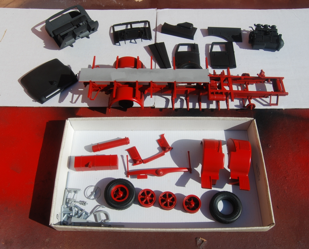 Camió Büssing 8000 S13 de Revell 302w5cx