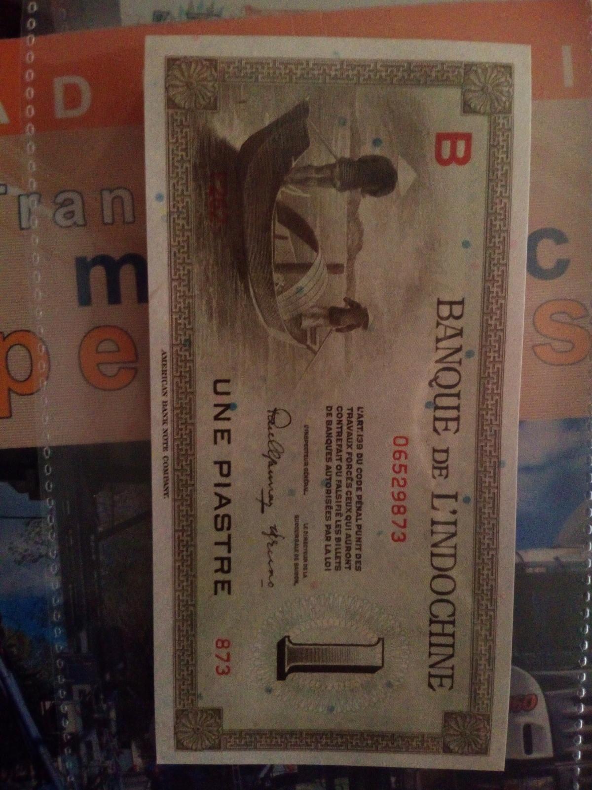 piastra indonesia  francesa del 1951 en sc 3129vzo