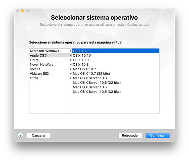 [TUTORIAL] VMWARE: INSTALANDO OS X EL CAPITÁN EN OS X Y WINDOWS... A LA BILBAÍNA 314thyo