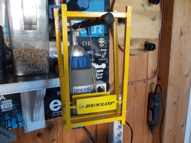 Diorama: garaje-taller crawler escala 1/10 315d9bc