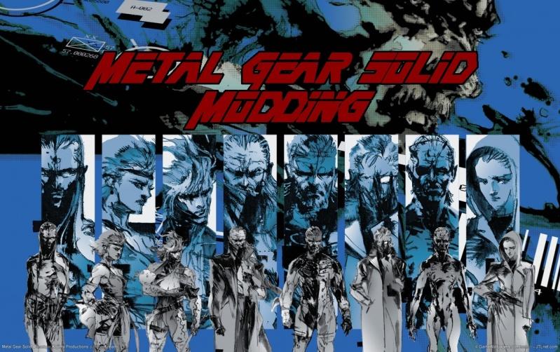 Metal Gear Solid: Modding