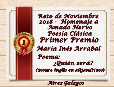 Premios de María Inés Arrabal 33f5c7n
