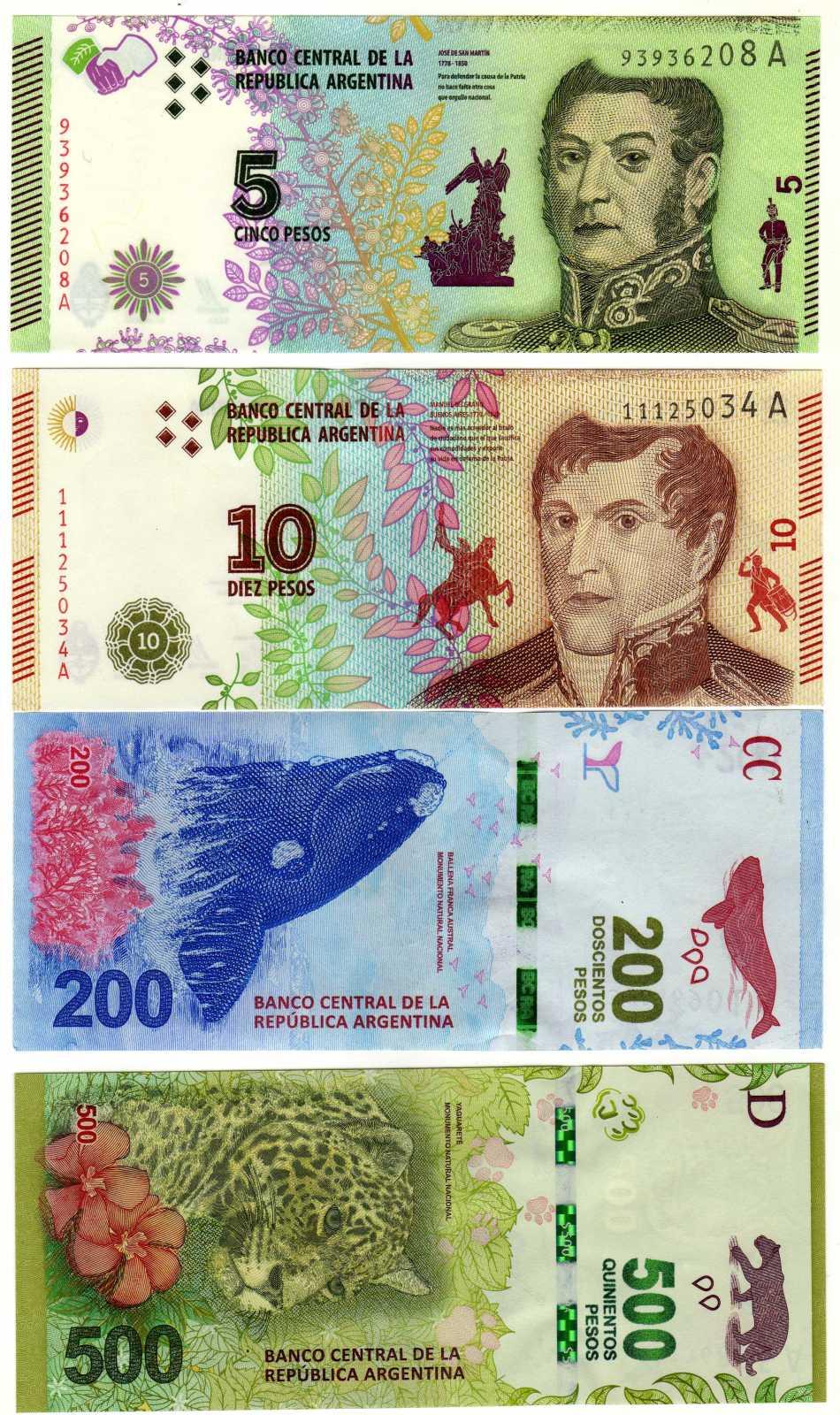 Argentina y su extraño cono monetario. 34pj1j4