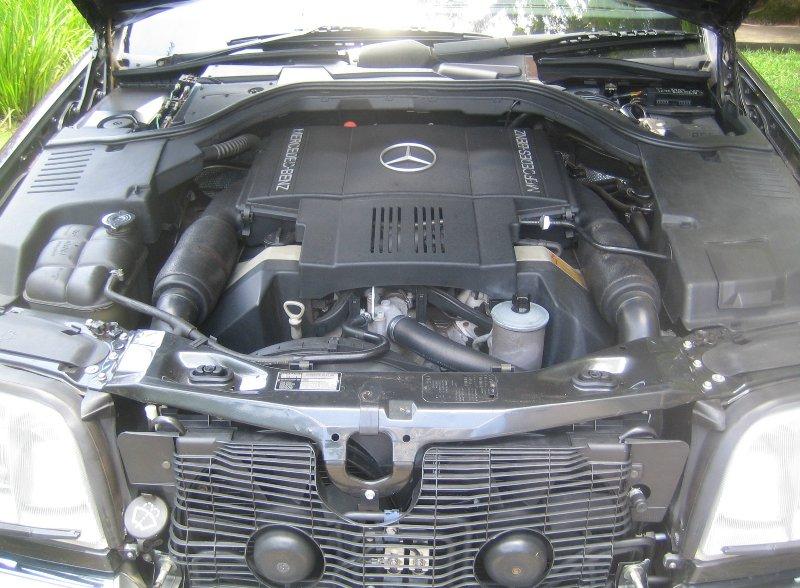 W140 500SE 1992 - R$ 47.500,00 352p2t1