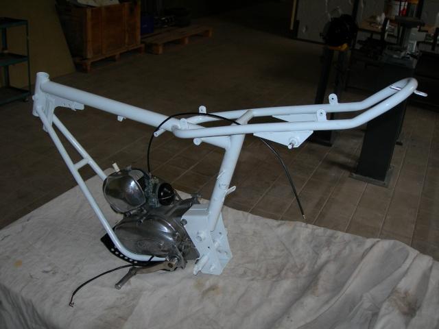 Las primeras Ducati 48 con cambio al pie 358728x