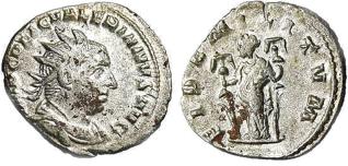 Les antoniniens du règne conjoint Valérien/Gallien 359jrqq