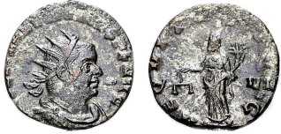Les antoniniens du règne conjoint Valérien/Gallien 35k27b5