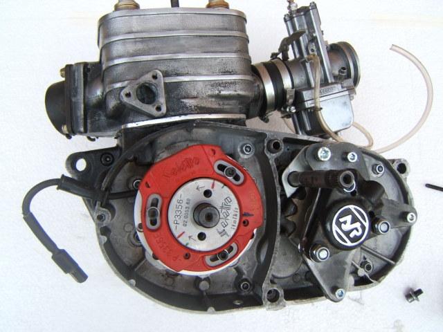 """Bultaco Streaker 350 """"Agua"""" 3vv4h"""