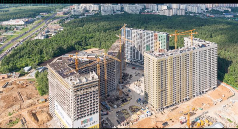 """Первый проект ГК """"Эталон"""" (""""Эталон-Инвест"""") в Москве - ЖК """"Эталон-Сити"""" 4fzcdk"""