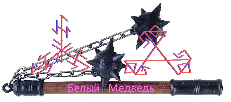 """Став """"Ёж"""" и """"Ёж 2""""  от Белый Медведь 4kuw53"""