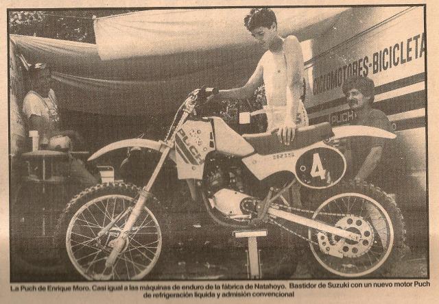 Las Motos de los Juniors 80 cc - 1985 6iv795