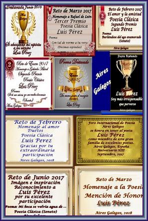 Premios de Luís Pérez 6o3ned