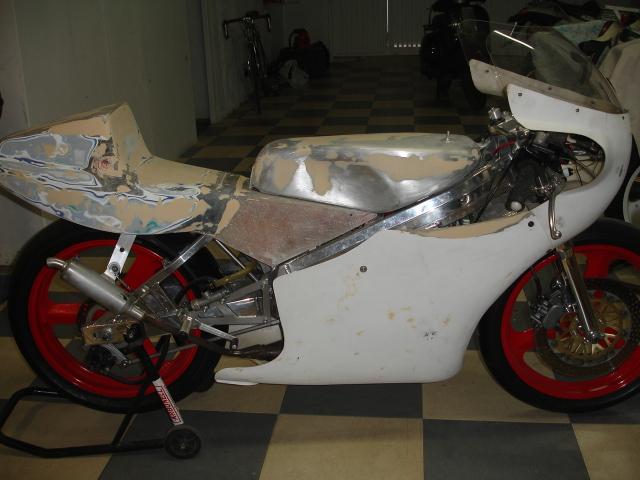 Remodelacion Derbi 80 GP 902dec