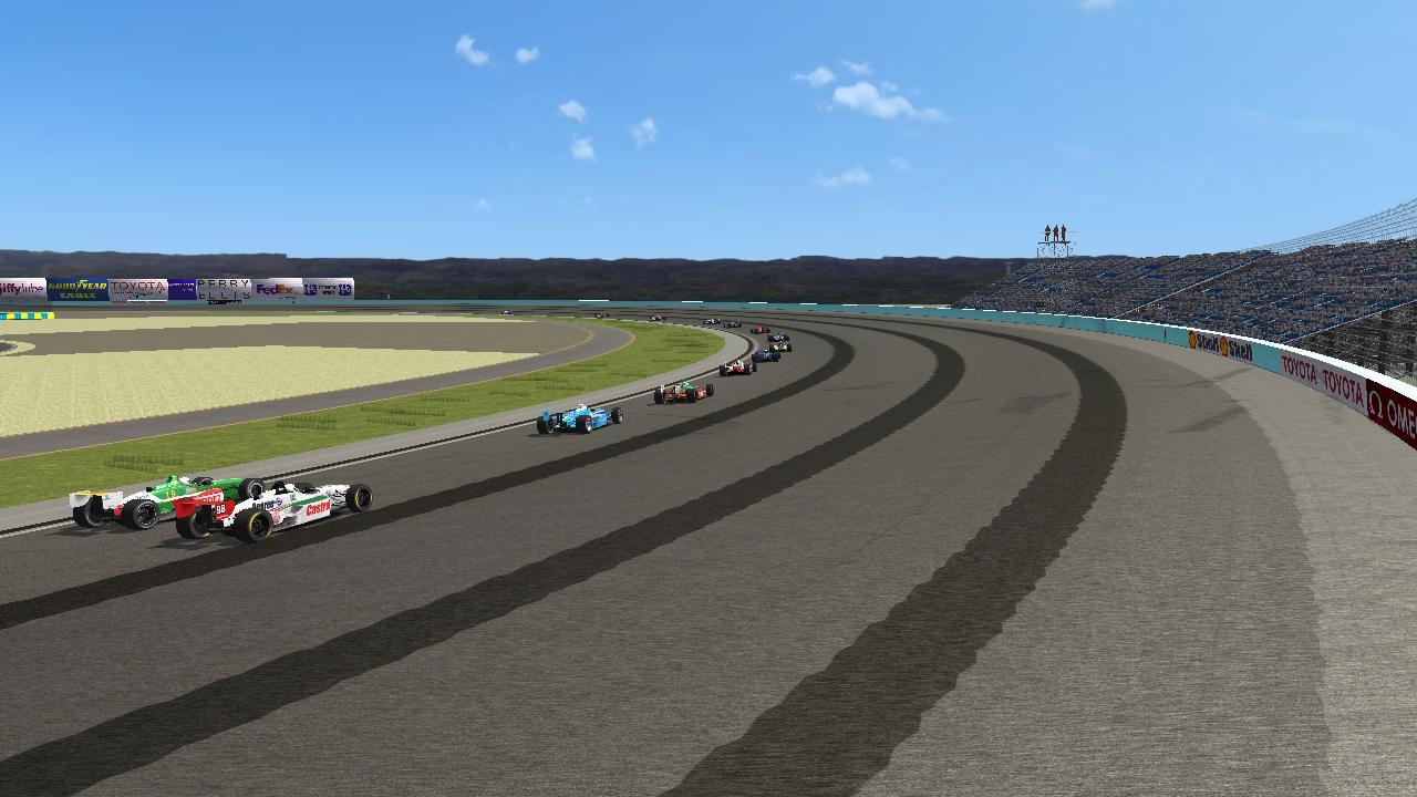 SCE CART Homestead 1998 Speedway 9sqsg4