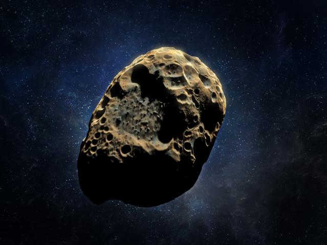 E' un meteorite? A1tmib
