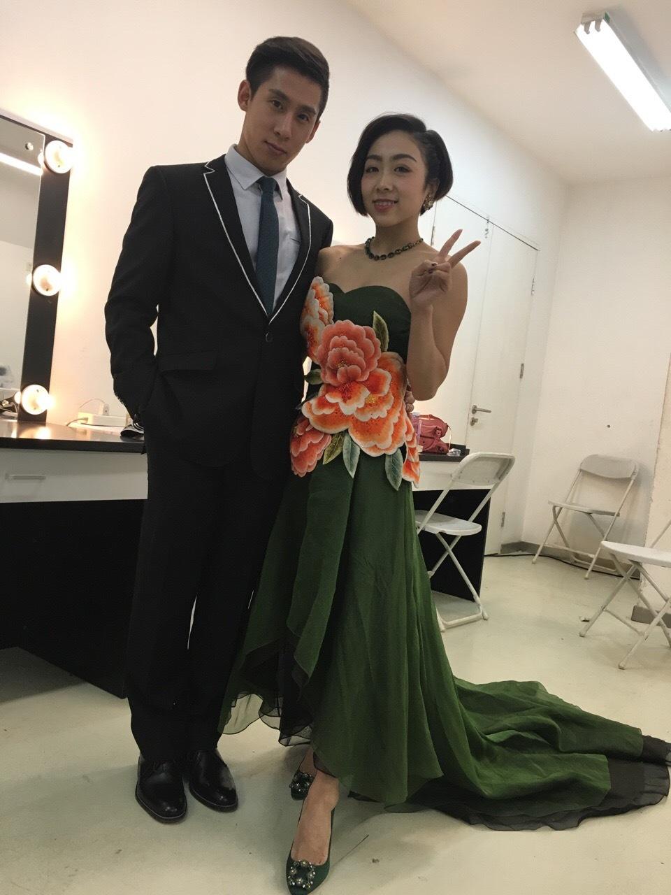 Вэньцзин Суй - Цун Хань / Wenjing SUI - Cong HAN CHN - Страница 4 Auvl5