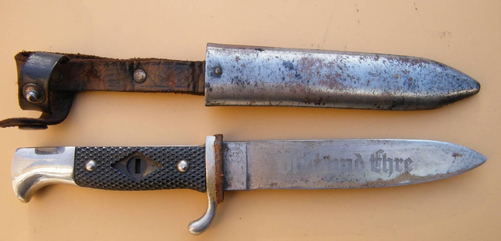 couteau hj copie ou pas Dg045w