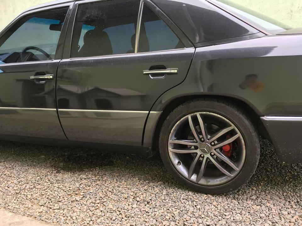 (VENDO): W124 300E 24V 1992 - R$16.000,00 Dxim9u