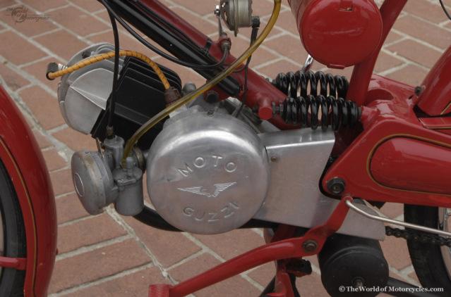 guzzi - La primera Guzzi 65 fabricada en España Dxmg49