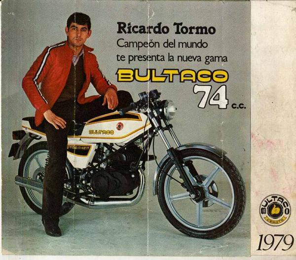 Bonita la Bultaco  E9c5js