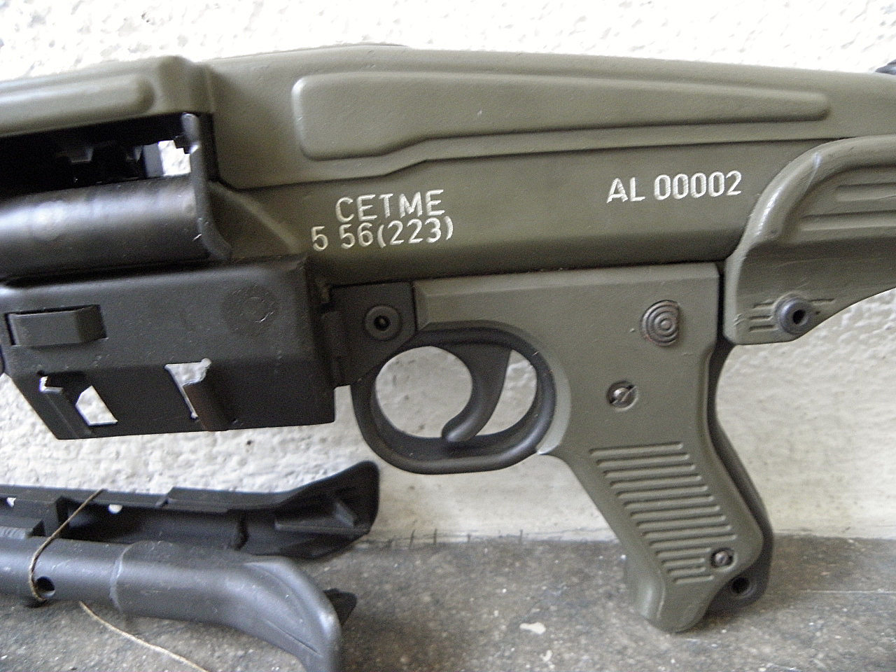 Ameli Primer Modelo - AL 00002 Eg91s1