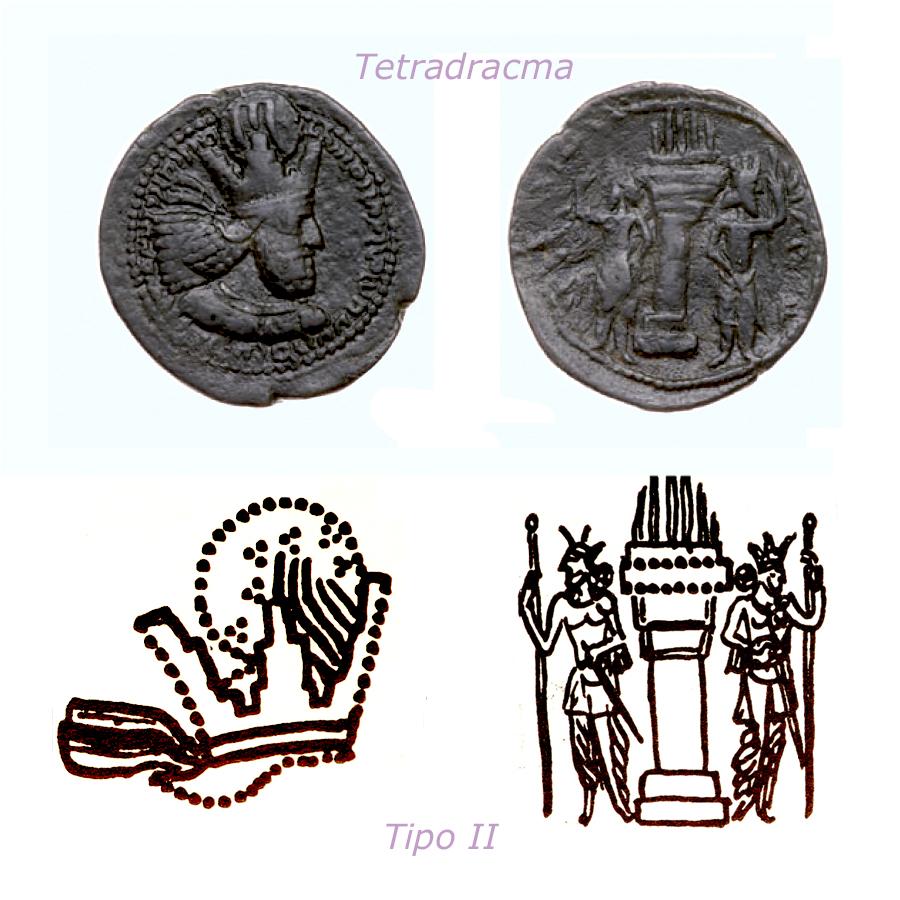 Las coronas de los shas de Persia. Ejtnhv