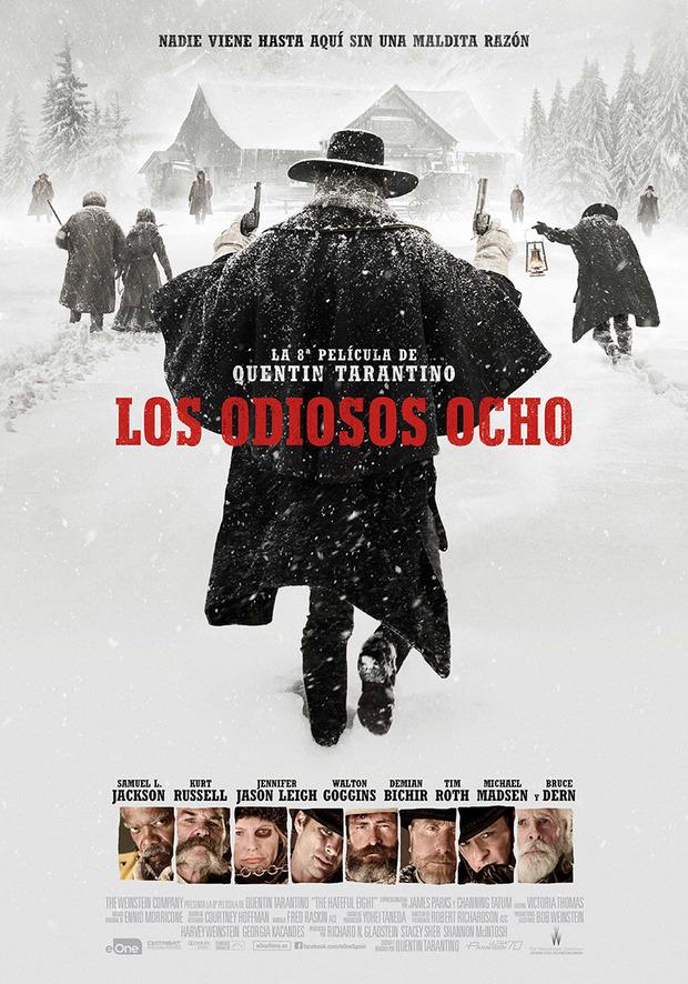 Quentin Tarantino:The Hateful Eight (2015) - Página 5 Erhkki