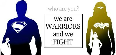 We Are Warriors: DC/Marvel Premium Jcink Ev26f8