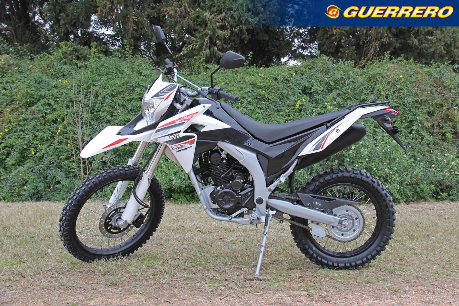 Nueva Guerrero GXR 250 Fbjddg
